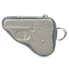 Mini Pistol Holster Style Coin Key Case (Random Color)