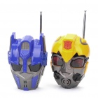 Transformers Style Walkie Talkie (Pair/2x9V)