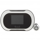"2.5"" LCD Digital Door Viewer Peephole Viewer (2 x AA)"