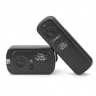 FSK 2.4GHz 16-Channel Wireless Shutter Release Remote Control for Canon 7D/5D/1D/50D (2xAAA/2xAAA)