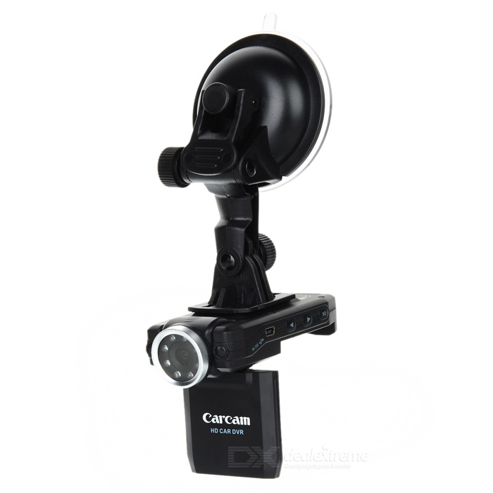 купить 1.3MP Wide Angle Car DVR Camcorder w/ 8-LED IR Night Vision/TF Slot (2.0
