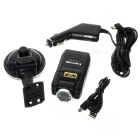 "1.3MP Wide Angle Car DVR Camcorder w/ 8-LED IR Night Vision/TF Slot (2.0"" LTPS LCD)"