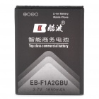 Replacement 3.7V 1650mAh Rechargeable Battery Pack for Samsung i9100/i9101/i9103/i9108/Galaxy S2