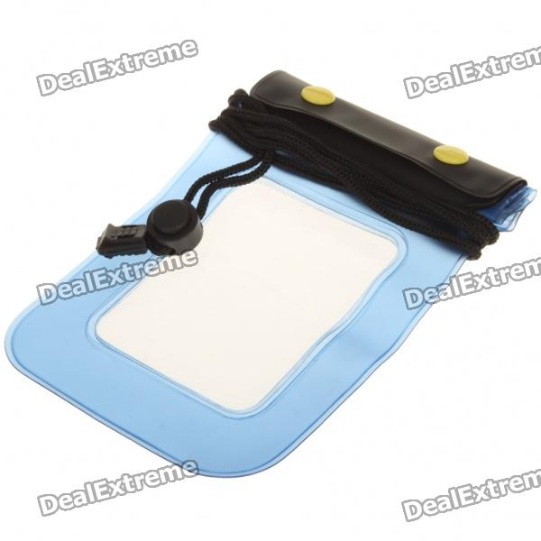 Waterproof Bag Case with Strap for Cell Phone/MP3/MP4 (Random Color)