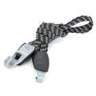 Elastic Luggage Strap with Hook (70~90cm Length)