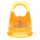 Creative Replacement 28mm 50LM 2-Mode 1-LED White Light Bottle Cap - Orange (2 x CR2032)
