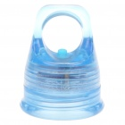 Creative-Ersatz 28mm 50LM 2-Mode 1-LED White Light Bottle Cap - Blau (2 x CR2032)