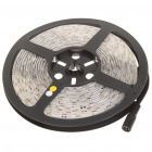 27W 1800lm 3500K 150-5050 SMD LED Warm White Light Strip w / AC Power Adapter (5M-Length/DC 12V)