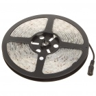27W 1800LM 6500K 150-5050 SMD LED White Light Strip w/ AC Power Adapter (5M-Length/DC 12V)