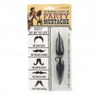 Costume Party Cosplay Arab-Style Artificial Beard/Mustache - Black
