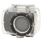 "5.0MP Waterproof Sport Digital Camera w / 3x digitaler Zoom / HDMI / AV-Out / TF (1GB/1.5 ""LCD)"