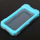 Genuine iPega Waterproof Protective Case for iPhone 4 - Blue