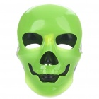 Stylish 3D Skull Noctilucent Mask Toy