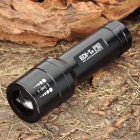 EDI-T P10 CREE Q3 3-Mode 180LM Convex Lens White LED Flashlight (3 x AAA)