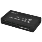 Multi-Function Card Reader for Samsung Galaxy Tab 10.1 - Black (Max.16GB)