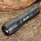 EDI-T P2 CREE Q3 1-Mode 180LM Convex Lens White LED Flashlight (1 x 18650)