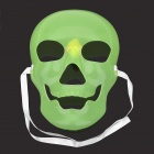 Stylish Skull Noctilucent Mask Toy - Green