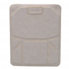 Stand Holder Style Protective Case for iPad/iPad 2 - Off White