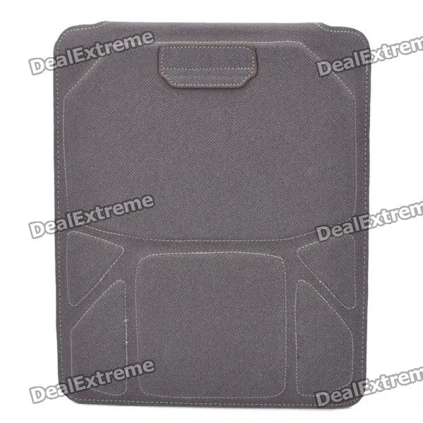 Stand Holder Style Protective Case for Ipad/Ipad 2 - Coffee