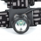 Viker Star 140LM 3-Mode White LED Headlamp (3 x AA)