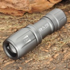 EDI-T P18 1-Mode 180LM Convex Lens White LED Flashlight (3 x AAA)