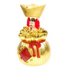 Chinese New Year - God of Wealth Golden Music Box