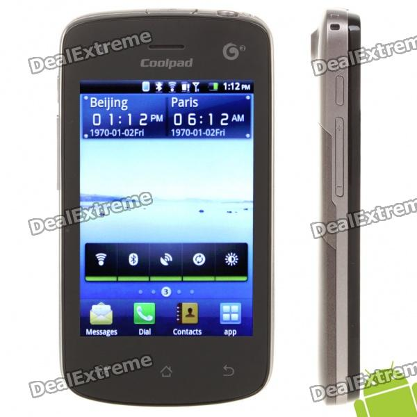 "Coolpad 8810 3.5"" Capactive Screen Android 2.2 3G TD-SCDMA Smartphone w/GPS + Wi-Fi + TV (4GB TF)"