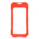 Genuine iPega Waterproof Protective Case For iphone 4 - Red