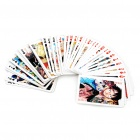 One Piece Figures Pattern Paper Playing Cards Poker Set (54-Piece Set)