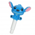 Stitch Style 3.5mm Earphone Jack Anti-Dust Kit - Blue