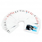 Final Fantasy Figures Pattern Paper Playing Cards Poker Set (54-Piece Set)