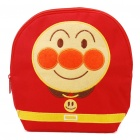 Cartoon Style Heat Preservation Bag - Red + Yellow + Orange (Medium Size)