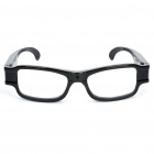 720P USB Rechargeable 5.0MP Pin-hole Spy Camera Camcorder Disguised as Fashion Glasses (TF Slot)