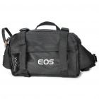 Designer's Camera Nylon Bag for Canon EOS DSLR - Black