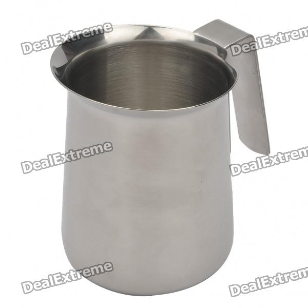 Thickened Stainles Steel Milk/Coffee/Tea Cup - 400ml