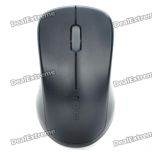 где купить Rapoo 2.4GHz Wireless 1000DPI Optical Mouse with USB Receiver (1xAA) дешево