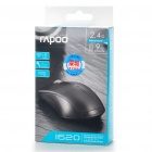 Rapoo 2.4GHz Wireless 1000DPI Optical Mouse with USB Receiver (1xAA)