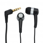 In-Ear Earphone w/ Microphone/Volume Control + Micro USB Data & Charging Cable for Samsung i9100