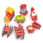 DIY Thomas & Friends Train Railway Assembly Toy with Sound Effect (2xAA)