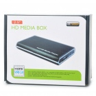1080P Full HD Media Player w/ SD/USB/HDMI/AV/YUV - Black