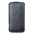 ROCK Protective Full Body Leather Case for HTC Sensation Pyramid G14 - Black