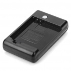 GOKI Compact Battery Charger for Samsung i9000/i9088/T959/SUM-G7/B7350/Epic 4G/i897/M110S - Black