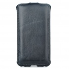 ROCK Protective Genuine Leather Case for Samsung i9100 Galaxy S2 - Black