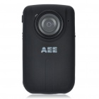 "Super Wide Angle 1.4"" TFT HD Mini Remote Control Sports Hands-free Camera - Black"