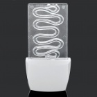 AC Powered Green LED Night Lamp (110~240V)