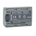 Replacement NP-FV50 6.8V 1030mAh 7Wh Battery Pack for Sony HDR-CX150/HDR-UX7 + More