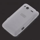 Nillkin Protective Matte Frosted Back Case w/ Screen Protector + Cleaner for HTC Salsa C510e G15