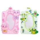 Cartoon ID Card Holder with Lanyard (2-Pack)