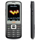 "ZTE F160 2,4 ""TFT-Bildschirm Einzel SIM Single Network Standby 3G WCDMA TV Barphone"