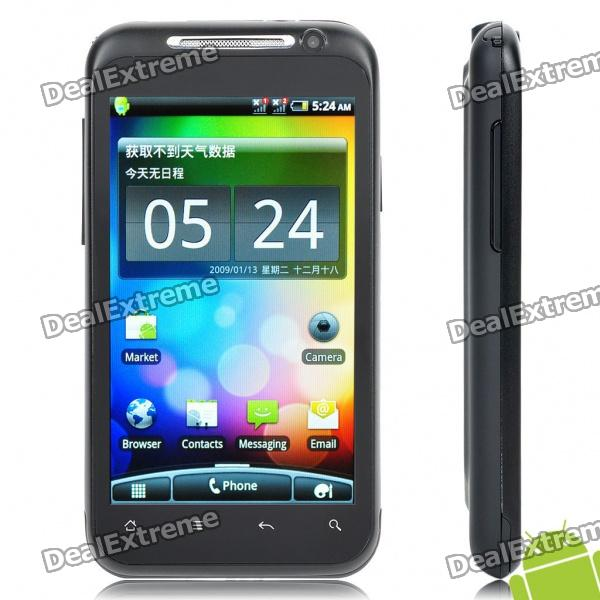 """G11 4,1 """"Touch Screen Android 2.2 Dual SIM Dual Network Standby GSM Quadband Smartphone w / TV + Wifi"""